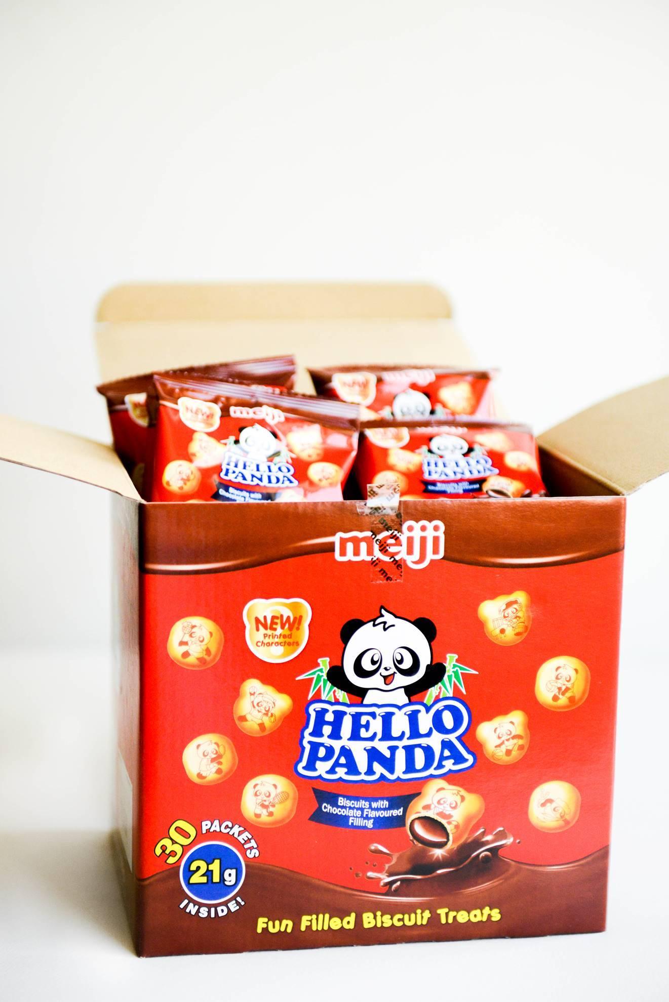 Picture of Hello Panda Biscuit Mini Choco 21g*30