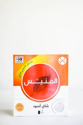Picture of Almunayes Black Tea 100 bags