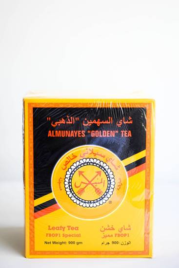 Picture of Almunayes Golden Tea 900g