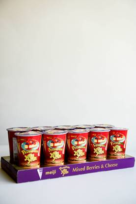 Picture of  Yan Yan Biscuit cheese berry 44g