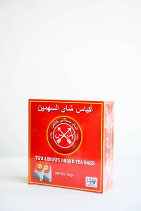 Picture of Almunayes red Tea 100 bags