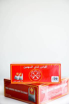 Picture of Almunayes red Tea 25 bags