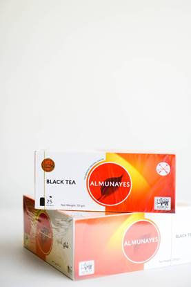 Picture of Almunayes Black Tea 25 bags