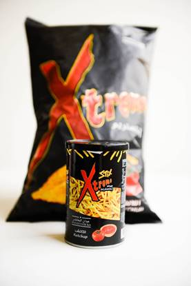Picture of potato  xtrem ketchup
