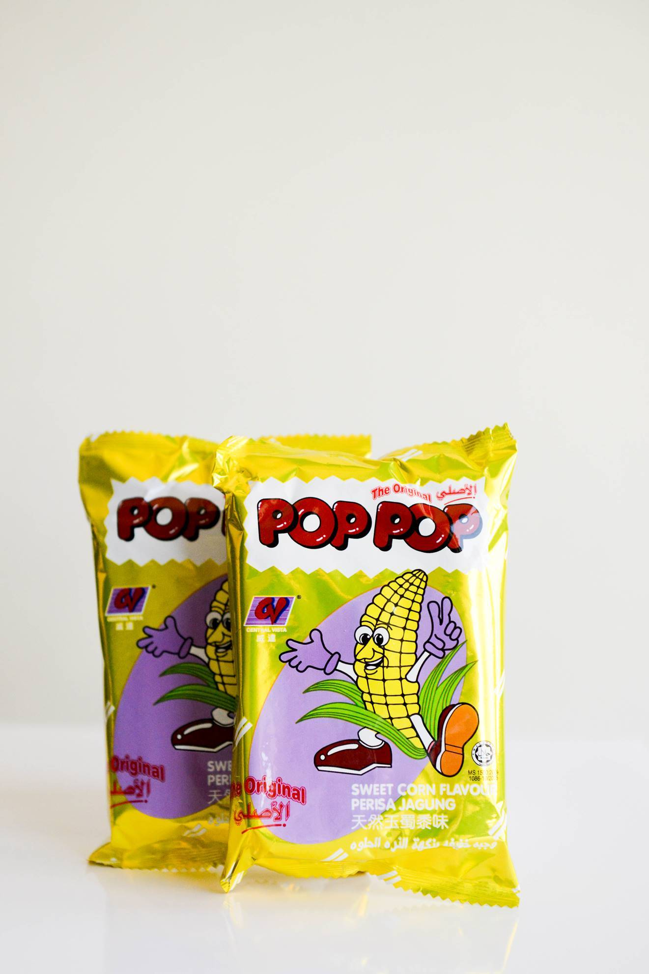 Picture of 30*POP POP Sweet Corn 18g