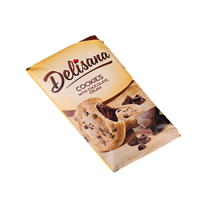 Picture of Delisana Cookies with chocolate cream