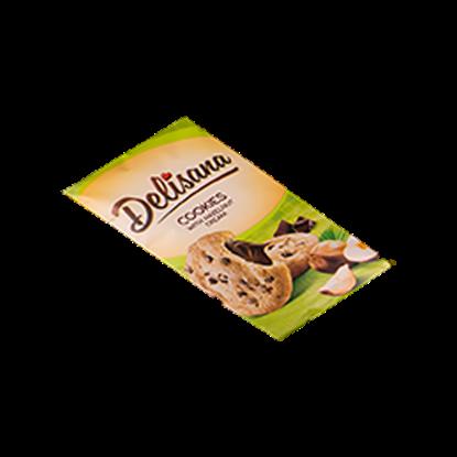 Picture of Delisana Cookies with Hazelnut cream