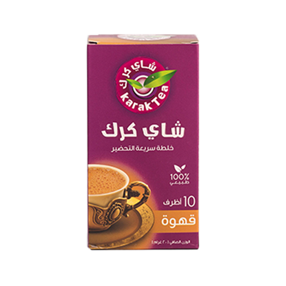 Picture of Karak Tea Coffee 200g - 10 Sachets