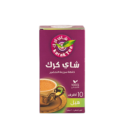 Picture of Karak Tea CARDAMOM 200g - 10 Sachets