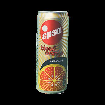 Picture of                                    EPSA Blood Orange Carbonated 330 ml