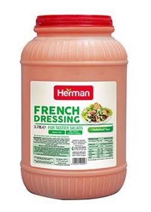 Picture of Herman French Dressing , Gallon ( 4 Pieces *  1 Gallon  )