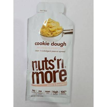 Picture of NUTS N MORE PROTEIN SUPERFOOD COOKIE DOUGH SNACK  PACK