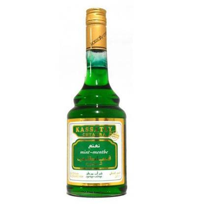 Picture of KASSATLY CHTAURA MINT SYRUP