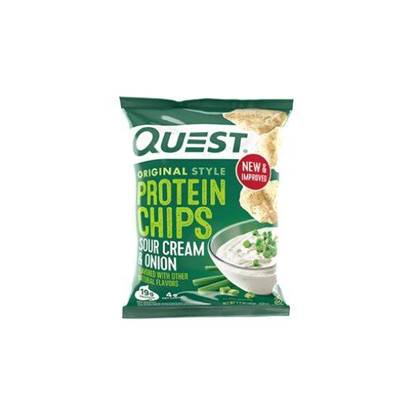 Picture of QUEST PROTEIN CHIPS SOUR CREAM & ONION FLAVOR