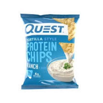 Picture of QUEST PROTEIN CHIPS RANCH FLAVOR