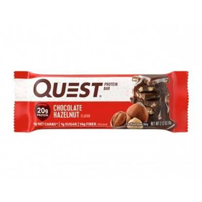 Picture of QUEST BAR CHOCOLATE HAZELNUT
