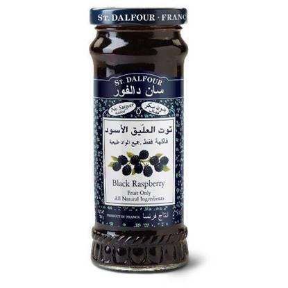 Picture of ST.DALFOUR BLACK RASEPBERRY JAM
