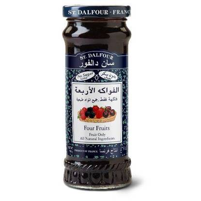 Picture of ST.DALFOUR FOUR FRUIT JAM