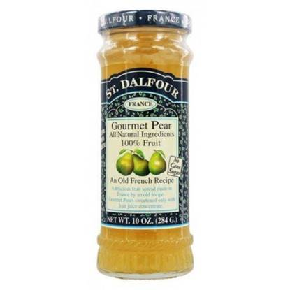 Picture of ST.DALFOUR PEAR JAM