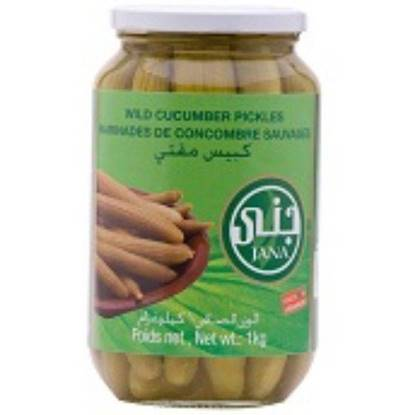 Picture of JANA LUBNAN WILD CUCUMBER PICKLES