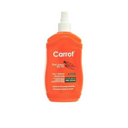 Picture of CARROT CARROT SUN OIL