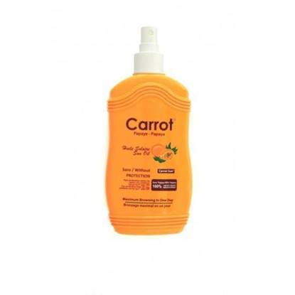 Picture of CARROT PAPAYA SUN OIL