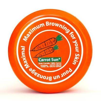 Picture of CARROT SUN CREAM - CARROT TANNING