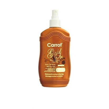 Picture of CARROT GOLD SUN OIL