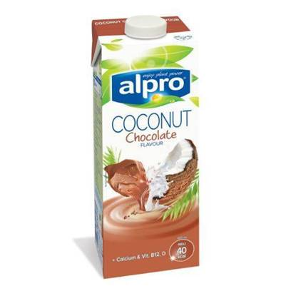 Picture of ALPRO COCOUNT DRINK CHOCOLATE
