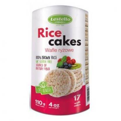 Picture of LESTELLO RICE CAKES NATURAL