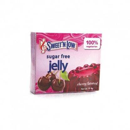 Picture of SWEET N LOW SUGAR FREE CHERRY JELLY FLAVORED