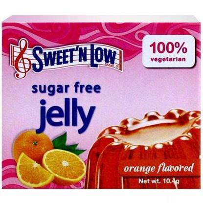 Picture of SWEET N LOW SUGAR FREE ORANGE JELLY FLAVORED