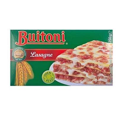 Picture of BUITONI LASAGNE # 89