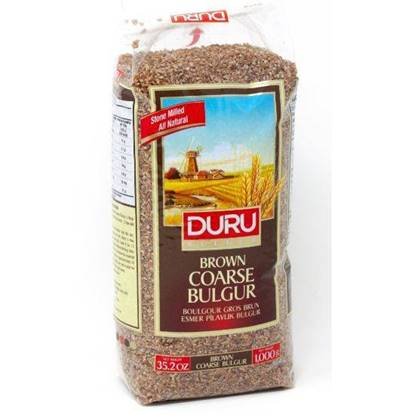 Picture of DURU BROWN COARSE BULGUR