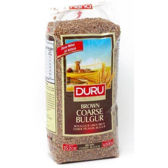 Picture of DURU BROWN COARSE BULGUR