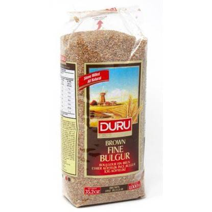 Picture of DURU BROWN FINE BULGUR