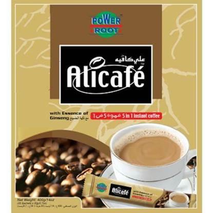 الصورة: علي كافيه قهوة  5 في 1 مع سكر  كيس