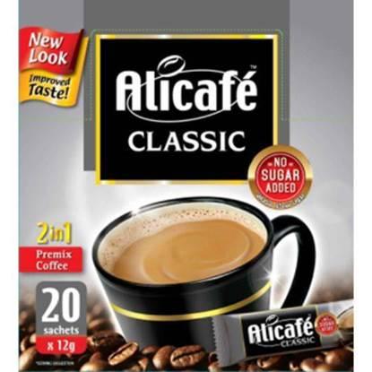 الصورة: علي كافيه قهوة  كلاسيك 2 في 1  باكيت