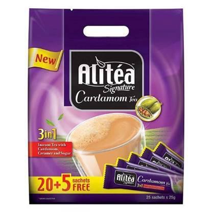 Picture of ALITEA SIGNATURE CARDAMOM TEA - BAG