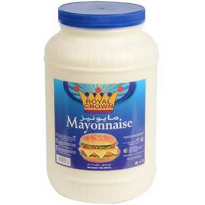 Picture of ROYAL CROWN MAYONNAISE SAUCE  GALLON