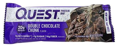 Picture of QUEST BAR DOUBLE CHOCOLATE CHUNK