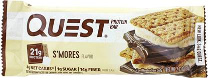 Picture of QUEST BAR S'MORES