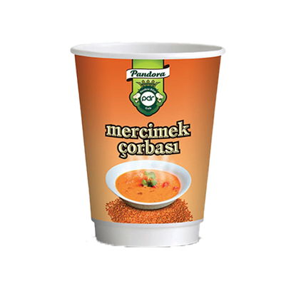 Picture of Pandora Lentil Soup (single Mug with lid)