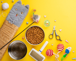 صورة للفئة أغذية الحيوانات الاليفة ومستلزماتها