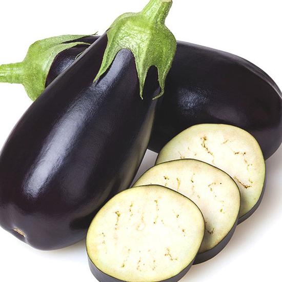Picture of Eggplant  Black - Jordan (1KG)