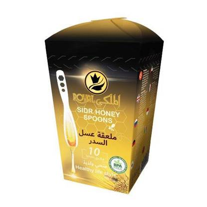 Picture of  Al-Malaky Royal Sidr Honey Spoon 7g*10
