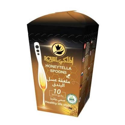 Picture of Al-Malaky Royal Honeytella Honey Spoon 7g*10