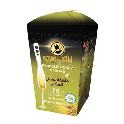 Picture of Al-Malaky Royal Propolis Honey Spoon 7g*10