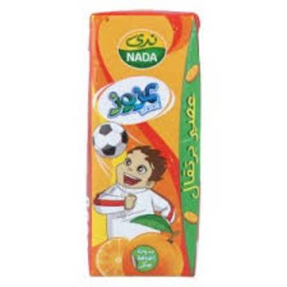 Picture of NADA AZZOZ JUICE ORANGE 200 ML