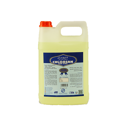 Picture of Chlorsan liquid bleach 4lt